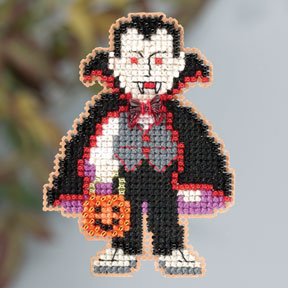 click here to view larger image of Dracula (2013) (counted cross stitch kit)