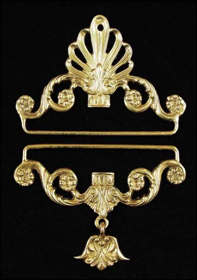 click here to view larger image of Brass Bellpull (accessory)