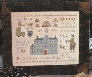 click here to view larger image of Bee Keepers Sampler (chart)
