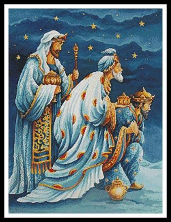 click here to view larger image of Three Wise Men (chart)