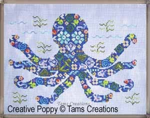 click here to view larger image of Octopatches (chart)