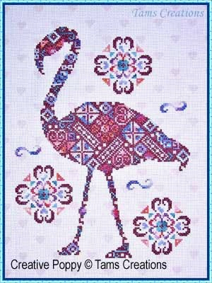 click here to view larger image of Flamingopatches (chart)