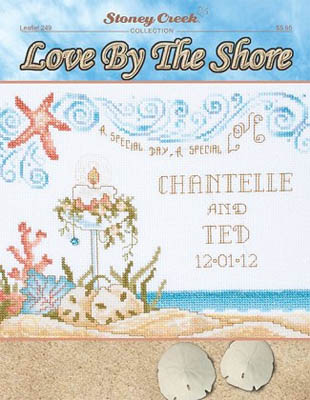 click here to view larger image of Love By The Shore (chart)