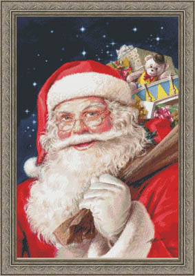 click here to view larger image of Old St Nick (chart)