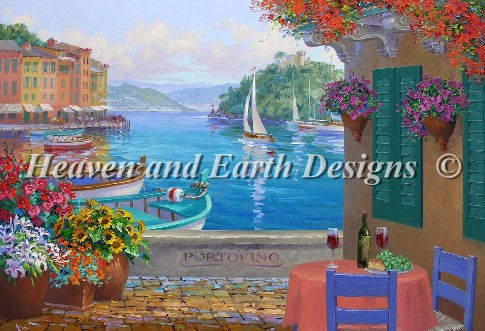 click here to view larger image of Portofino Reflections (chart)