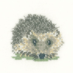 click here to view larger image of Hedgehog - Little Friends Collection (chart)