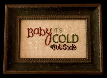 click here to view larger image of Baby It's Cold Outside (chart)