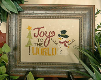 click here to view larger image of Joy To The World (chart)