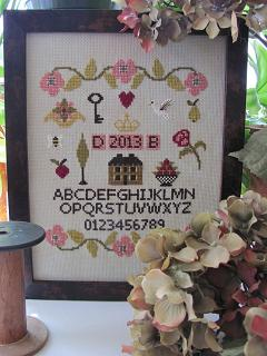 Simple Sampler - click here for more details about chart
