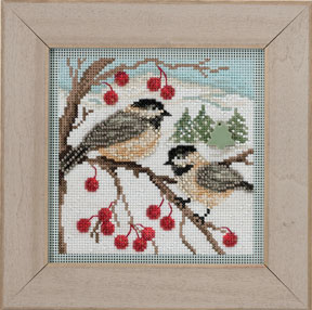 click here to view larger image of Chickadee (2013) (button-bead kit)