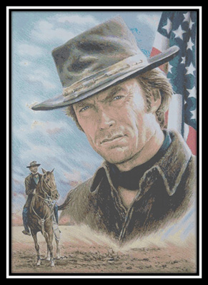 click here to view larger image of Clint Eastwood (chart)