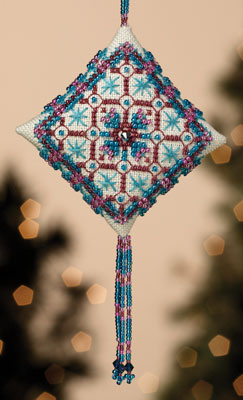 click here to view larger image of Royal Capri (2013) (counted cross stitch kit)