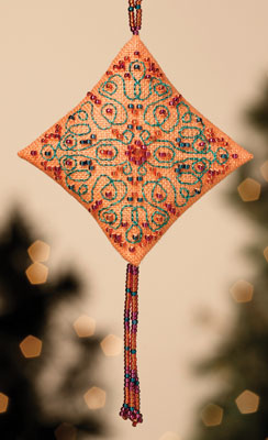 click here to view larger image of Tangerine (2013) (counted cross stitch kit)