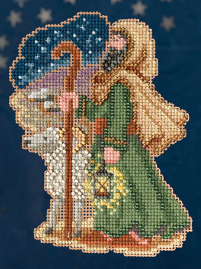 click here to view larger image of Luke (2013) (counted cross stitch kit)