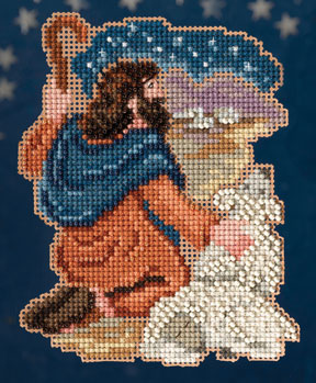 click here to view larger image of Benjamin (2013) (counted cross stitch kit)