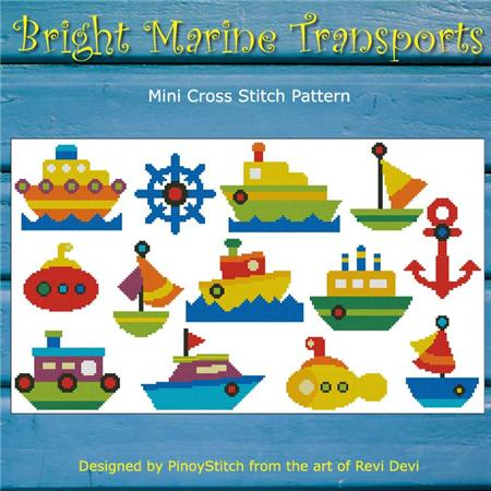 click here to view larger image of Bright Marine Transport (chart)