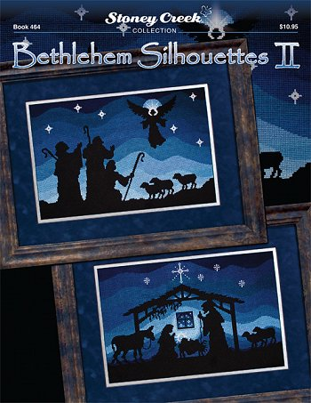 click here to view larger image of Bethlehem Silhouettes II (chart)