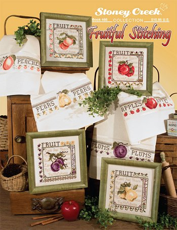 click here to view larger image of Fruitful Stitching (chart)