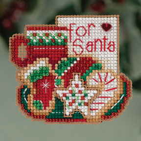 click here to view larger image of For Santa (2013) (counted cross stitch kit)