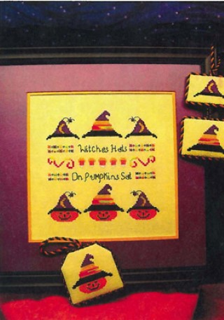 click here to view larger image of Witches Hats (chart)
