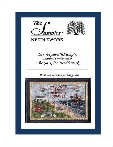 click here to view larger image of Plymouth Sampler, The (chart)