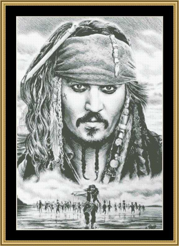 click here to view larger image of Captain Jack (chart)