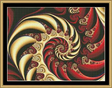 click here to view larger image of Fractal Mania 05 (chart)