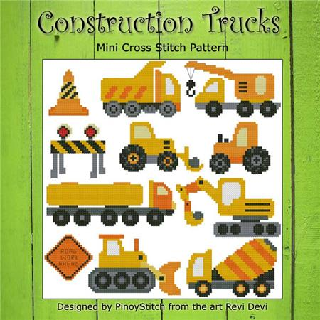 click here to view larger image of Construction Trucks (chart)