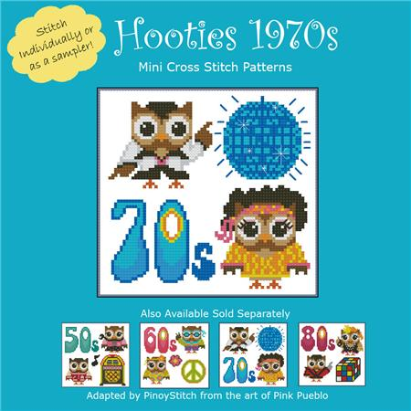 click here to view larger image of Hooties 1970s (chart)