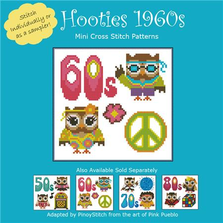 click here to view larger image of Hooties 1960s (chart)