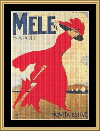 click here to view larger image of Mele (chart)
