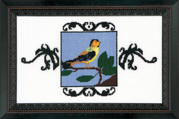 click here to view larger image of Goldfinch - Audubon Street Collection (chart)