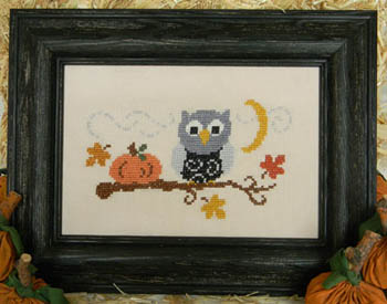 click here to view larger image of Fall Owl (chart)