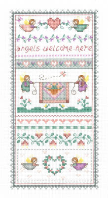 click here to view larger image of Angels Welcome (chart)