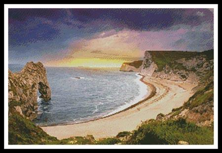 click here to view larger image of Durdle Door (chart)