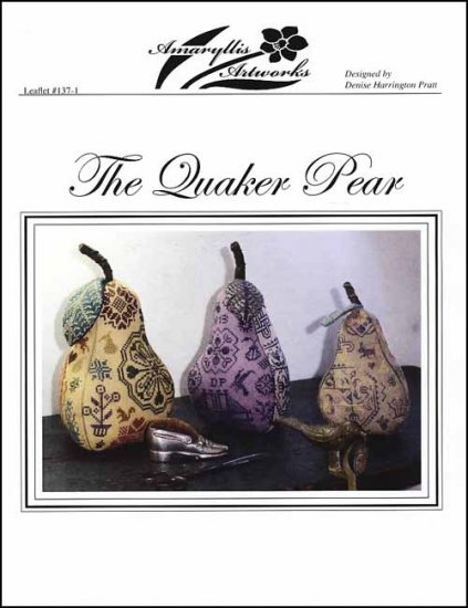 click here to view larger image of Quaker Pear (chart)
