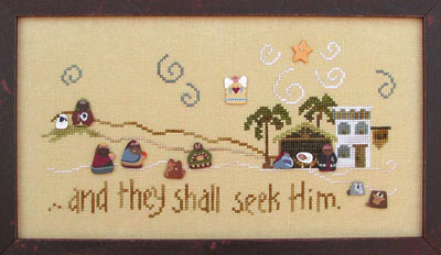 click here to view larger image of And They Shall Seek Him (Button Pack - JAB) (button pack)