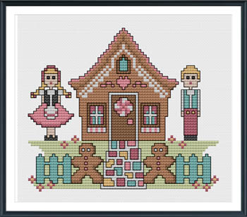 click here to view larger image of Hansel & Gretel (chart)