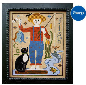 click here to view larger image of George - Boys Series (chart)