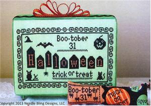 click here to view larger image of Boo - Tober (chart)