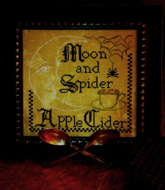 click here to view larger image of Moon and Spider Apple Cider (chart)