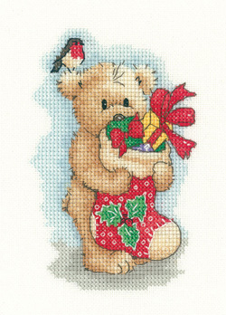 click here to view larger image of Christmas Toffee (counted cross stitch kit)