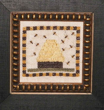 click here to view larger image of Beehive (w/trim) (chart)