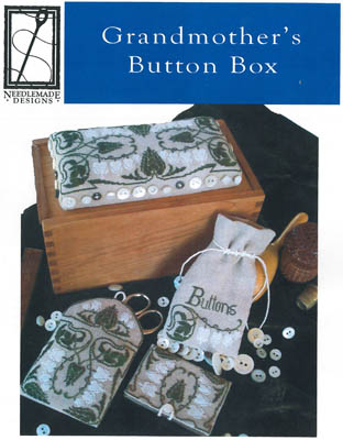 click here to view larger image of Grandmother's Button Box (chart)