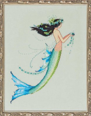 click here to view larger image of Mermaid Azure (chart)