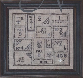 click here to view larger image of Numero Sampler (chart)