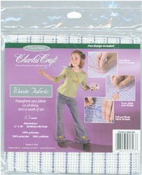 click here to view larger image of Waste Canvas 8.5ct (fabric)