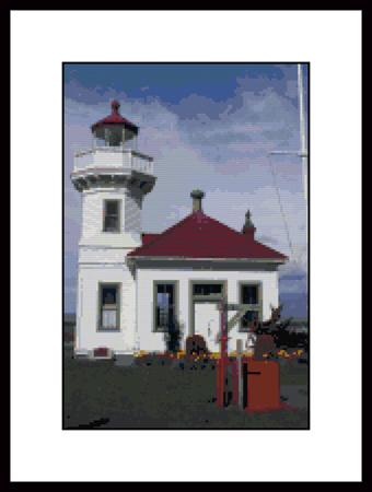click here to view larger image of Mukilteo Lighthouse (chart)