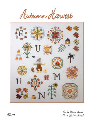 click here to view larger image of Autumn Harvest (chart)