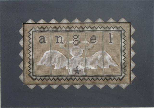 click here to view larger image of Angel - Typed Box (chart)